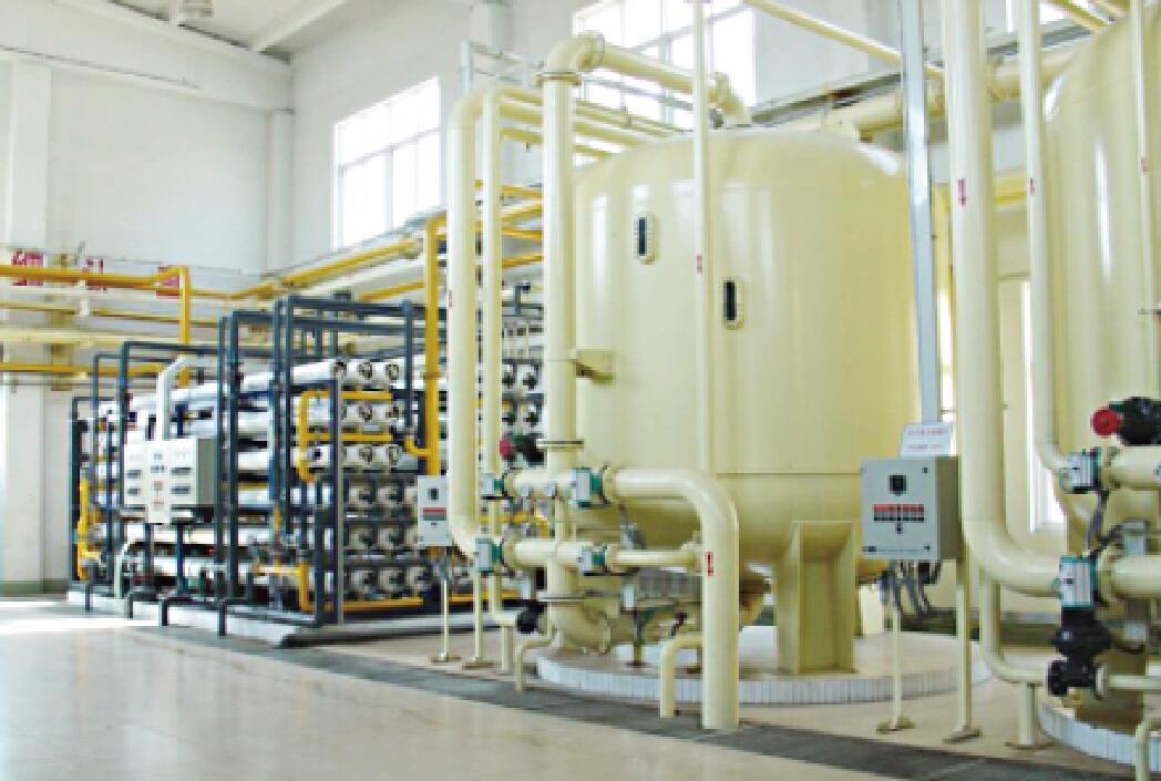 超纯水项目工程